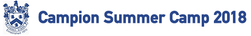 Campion Summer School